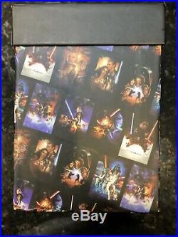 2019 Star Wars Celebration Exclusive Movie Poster Box Set Pin Ltd