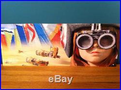 7 STAR WARS Store Displays Episode 1 Phantom Menace 1999 Poster Boards RARE