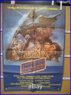 A7089 El Imperio Contraataca La Guerra De Las Galaxias Star Wars Harrison Ford