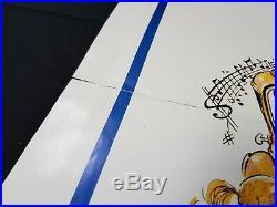 AMERICAN GRAFFITI (1973) Original US Movie Poster GEORGE LUCAS Star Wars