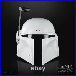 Black Series Star Wars Boba Fett (Prototype Armour) Mandalorian Replica Helmet