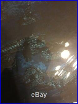 Daniel Danger STAR WARS Movie Poster SANCTUARY MOON Mondo Ltd Screen Print