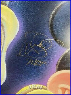 Disney Star Wars Weekends 2003 Event Poster Signed by Peter Mayhew + 8 more