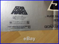 Filmposter Kinoplakat A1 Star Wars Krieg der Sterne EA 1978 Motiv B