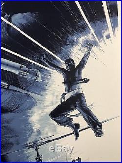 Gabz Die Hard Variant Grzegorz Domaradzki Print Poster Inception Mondo Star Wars