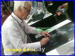 JEREMY BULLOCH Star Wars Boba Fett Signed + Framed 16x24 Art Print PROOF