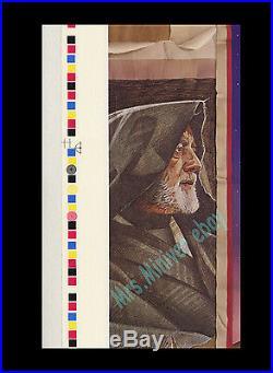 MINT ROLLED STAR WARS D 1978 1-Sheet MOVIE POSTER COLOR-BAR PRINTER'S PROOF