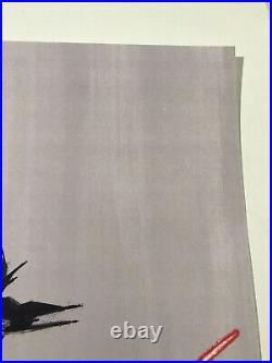 Marc Aspinall Star Wars The Last Jedi Mondo Print Poster Olly Moss 4K Movie Art