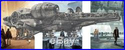 Mark Englert Official Star Wars Movie Poster She's Got It Where It Counts Print