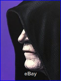 Mike Mitchell Admiral Palpatine Star Wars Portrait Mondo Movie Poster