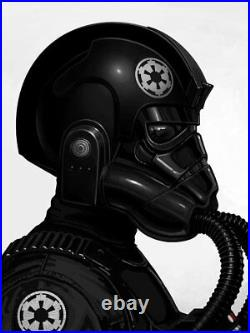 Mike Mitchell Tie Fighter Pilot print movie poster portrait Star Wars Signed #ed