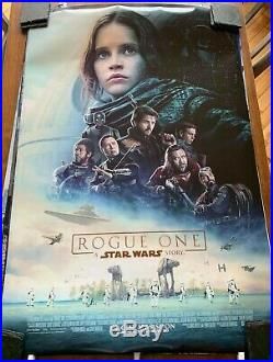 Rogue One A Star Wars Story (One Sheet) US Cinema Poster