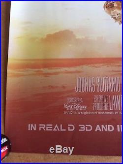 SOLO A Star Wars Story Original Cinema UK Quad Poster 2018