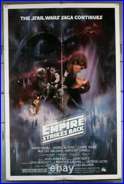 STAR WARS EPISODE V EMPIRE STRIKES BACK, THE (1980) M29371 Art by Roger Kast