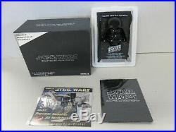 STAR WARS Sculpted 3D Movie Poster Celebration 3 EXCLUSIVE NEW Code 3 2005