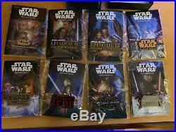 Star Wars Celebration Chicago Movie Poster Title Pin Box Set Trading Pins 2019