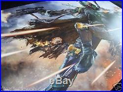 Star Wars Empire Bounty Hunter Boba Fett Jedi Mandalorian art print movie poster