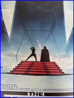 Star Wars Empire Strikes Back. Matt Ferguson. Screen Print / Poster. BNG
