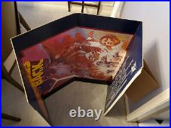 Star Wars Ep-V Empire Strikes Back large theater cardboard standup lobby display