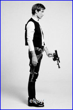 Star Wars Han Solo 20x30 Luster Paper Print Harrison Ford Film Photo Poster