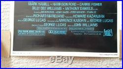 Star Wars Return Of The Jedi 14 X 36 Insert Poster