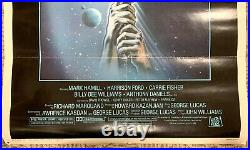Star Wars Return of the Jedi 1983 Original Movie Poster Style A 27x41