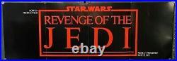 Star Wars- Revenge Of The Jedi Promotional Folder/ Poster 20th Century Fox