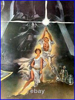 Star Wars SUPERB COND. 1st Printing 77/21-0 (1977) Heritage sold for 5760/5520