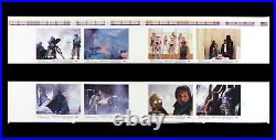 Star Wars The Empire Strikes Back 1980 Lobby Card Movie Poster Proof Set Rare