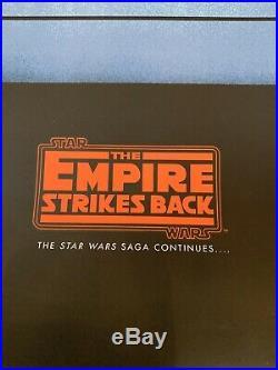 Star Wars The Empire Strikes Back Art Print Movie Poster By Matt Ferguson Mondo