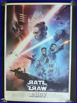 Star Wars The Rise Of Skywalker (2019) POSTER 27x40 DS ORIGINAL