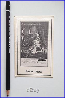 Star Wars Ultra Rare Proof Cards. Hildebrandt Brothers film poster