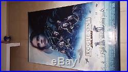 Star WarsRogue One XXL Banner Movie Poster Cinema (100 INCH X 60 INCH)