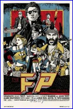TYLER STOUT The FP Movie Art Print Poster RAREMONDO nt star wars