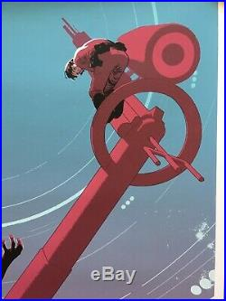 The Empire Strikes Back Movie Poster Mondo Art Lukes Destiny Frank Stockton