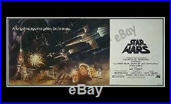The Mother Of All Star Wars Posters Tom Jung 24-sheet Movie Poster Billboard